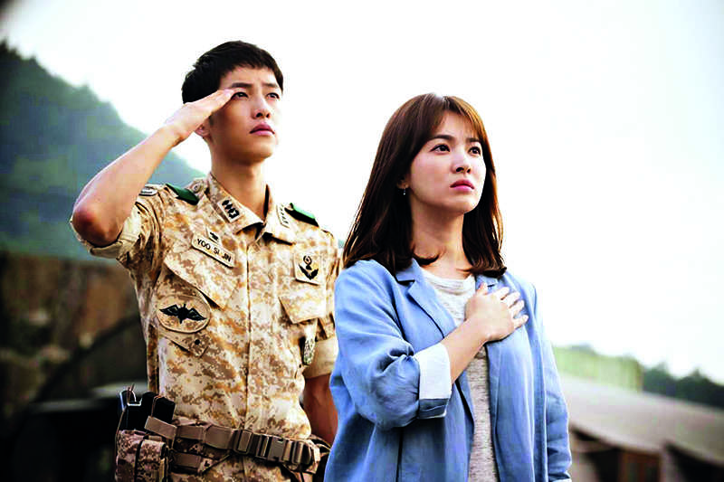 K-Dramas in; K-serials out