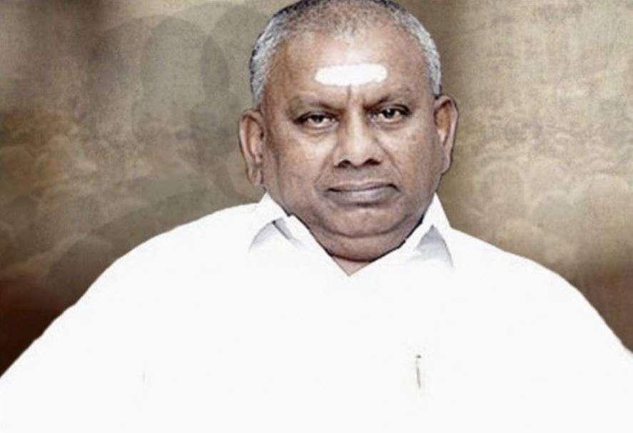 P Rajagopal death: Saravana Bhavan founder P Rajagopal dies