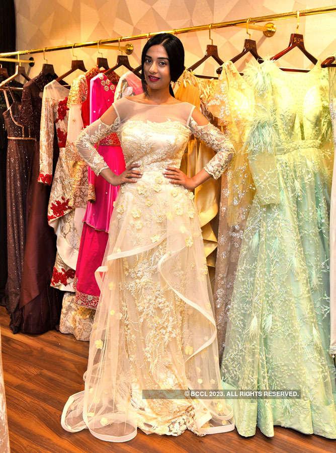 Sonali Jain's store launch in Mumbai
