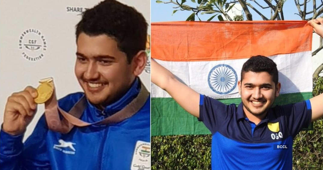Shooter Anish Bhanwala wins gold in Junior World Cup