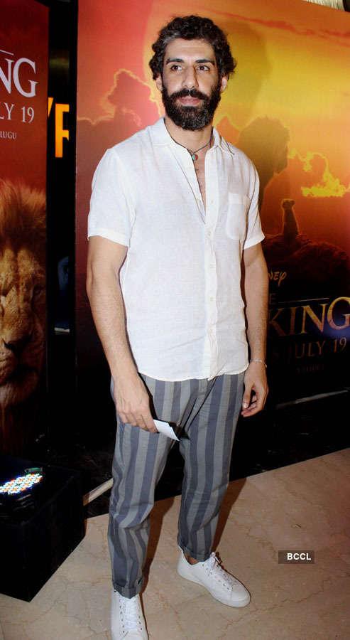 The Lion King: Premiere