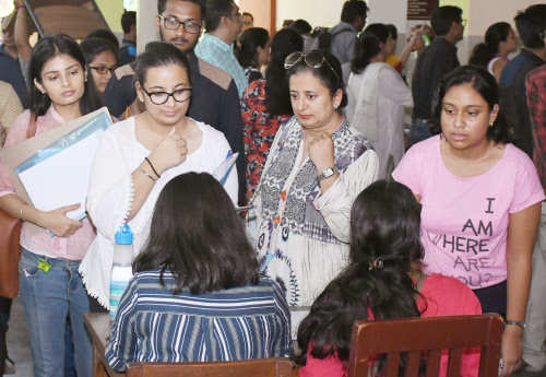 DU admissions 2019: Over 94% seats filled after fourth cut-off