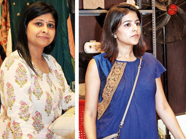 (L) Monika (R) Neha (BCCL/ Arvind Kumar)