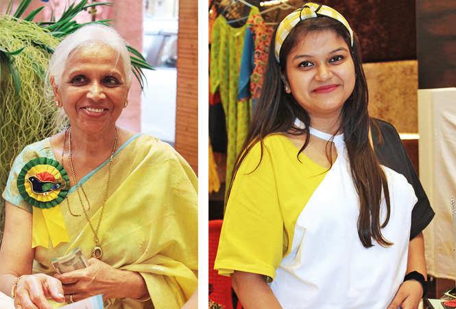 (L) Ruby Chowdhary (R) Sakshi (BCCL/ Arvind Kumar)