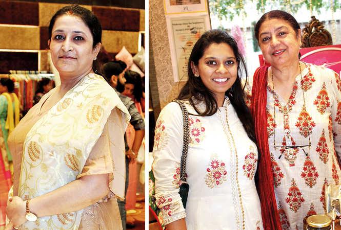 (L) Shweta Mehrotra (R) Tanu Agrawal and Sunita (BCCL/ Arvind Kumar)