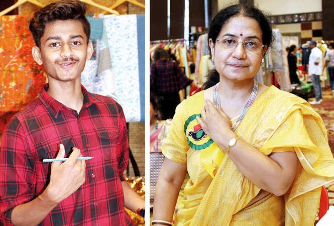 (L) Yash (R) Alka Deva (BCCL/ Arvind Kumar)