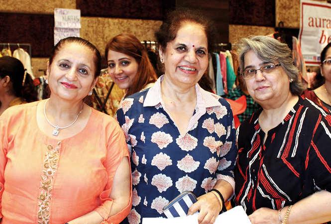 (L-R) Komal, Vandana and Neeta (BCCL/ Arvind Kumar)