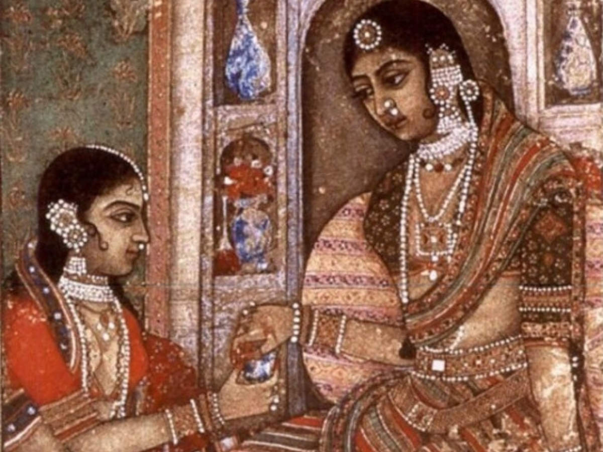 The history of sari: The nine yard wonder - Times of India