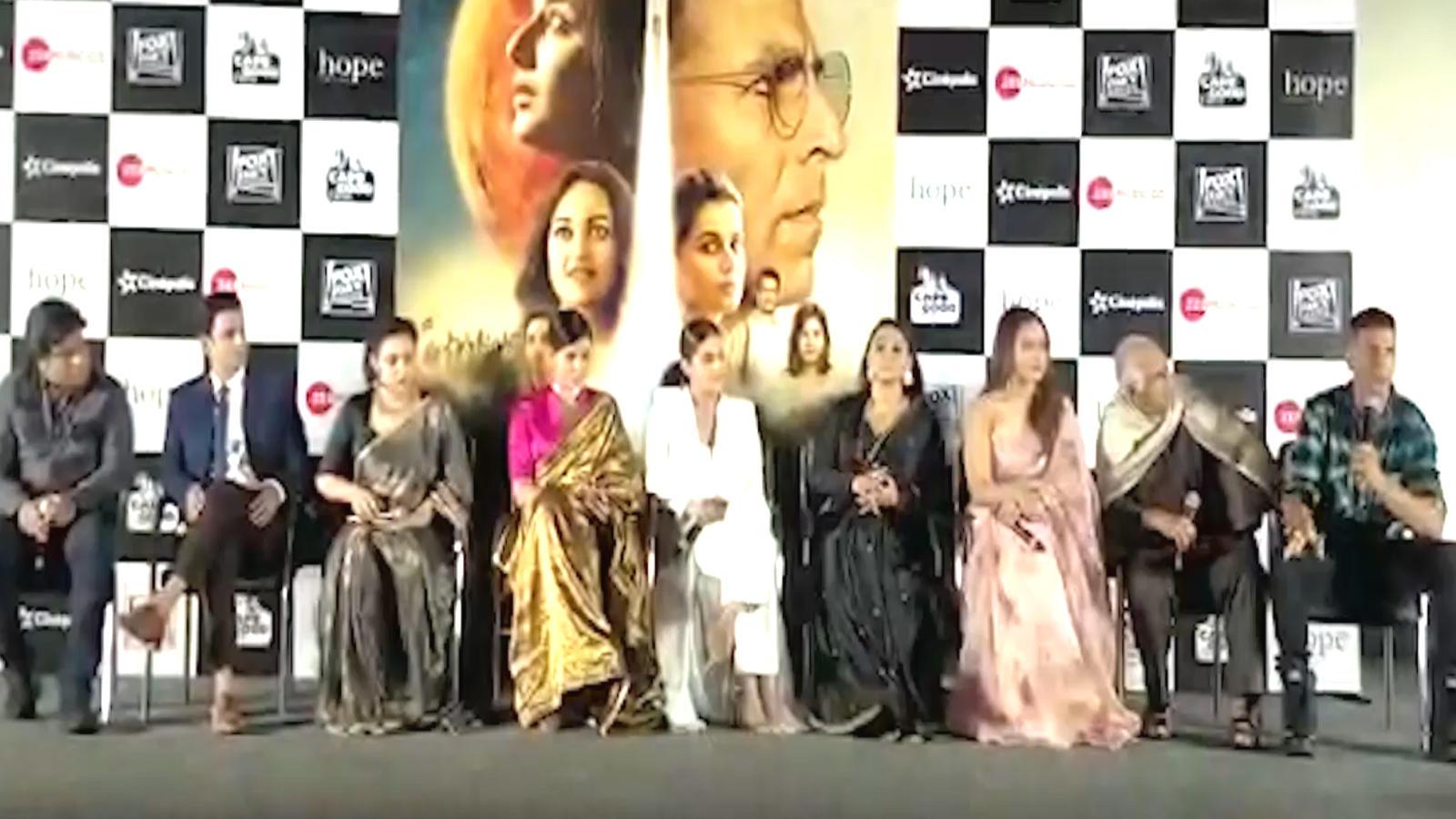 'Mission Mangal': Trailer of Akshay Kumar, Sonakshi Sinha and Vidya Balan starrer is out
