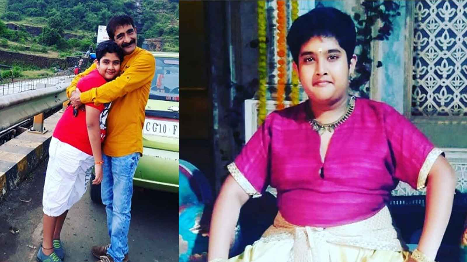 'Baal Veer', 'Sasural Simar Ka' child actor Shivlekh Singh passes away in a road accident