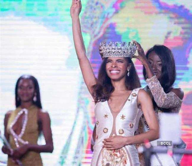 Gabriela Clesca Vallejo crowned Miss Haiti 2019