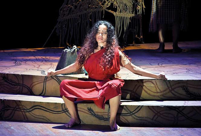 Bornali Bora as Chandi Daasi (BCCL/ Farhan Ahmad Siddiqui)