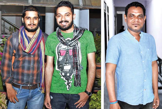 (L) Shubham Tiwari and Prafull (R) Sukumar Tudu (BCCL/ Farhan Ahmad Siddiqui)