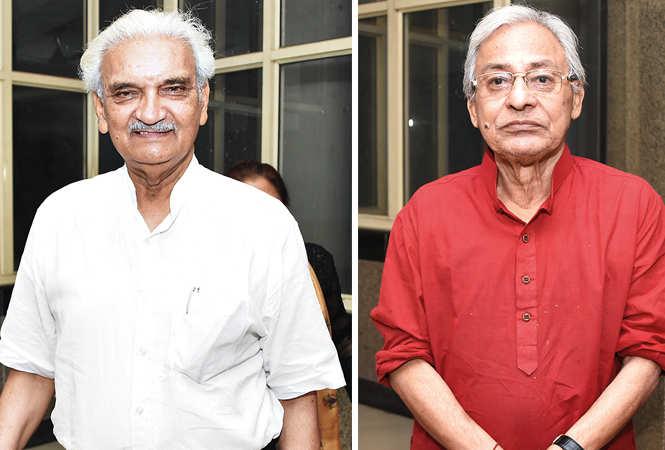 (L) Dr Anil Rastogi (R) Urmil Kumar Thapliyal (BCCL/ Farhan Ahmad Siddiqui)