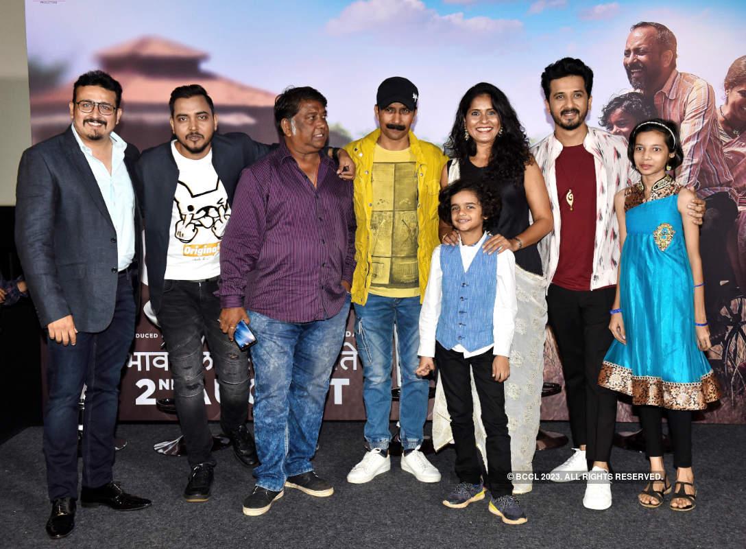 Baba: Trailer launch