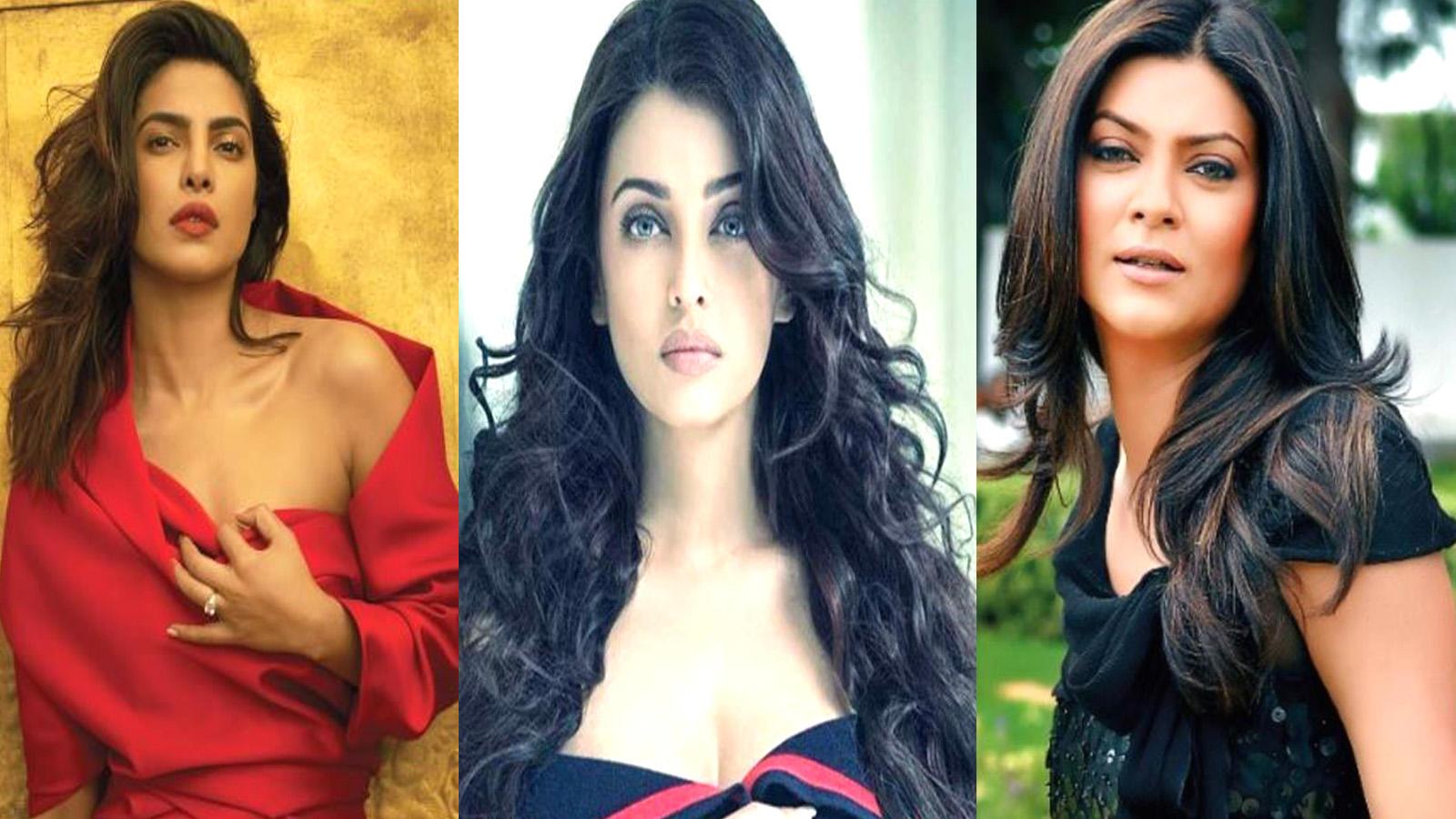 Sushmita Sen, Amitabh Bachchan, Shah Rukh Khan, Salman Khan, Deepika Padukone and Priyanka Chopra among 'World's Most Admired 2019'