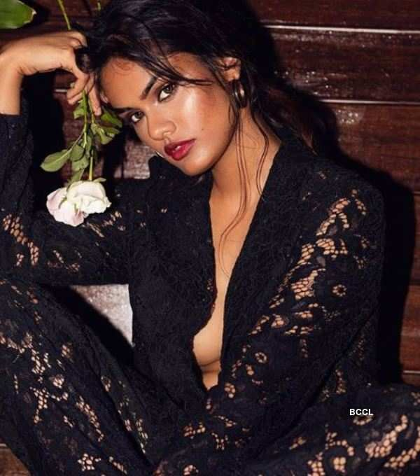 Noyonita Lodh's seductive photoshoot
