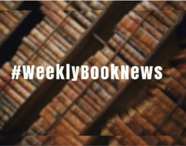 Weekly Books News (July 15-21)