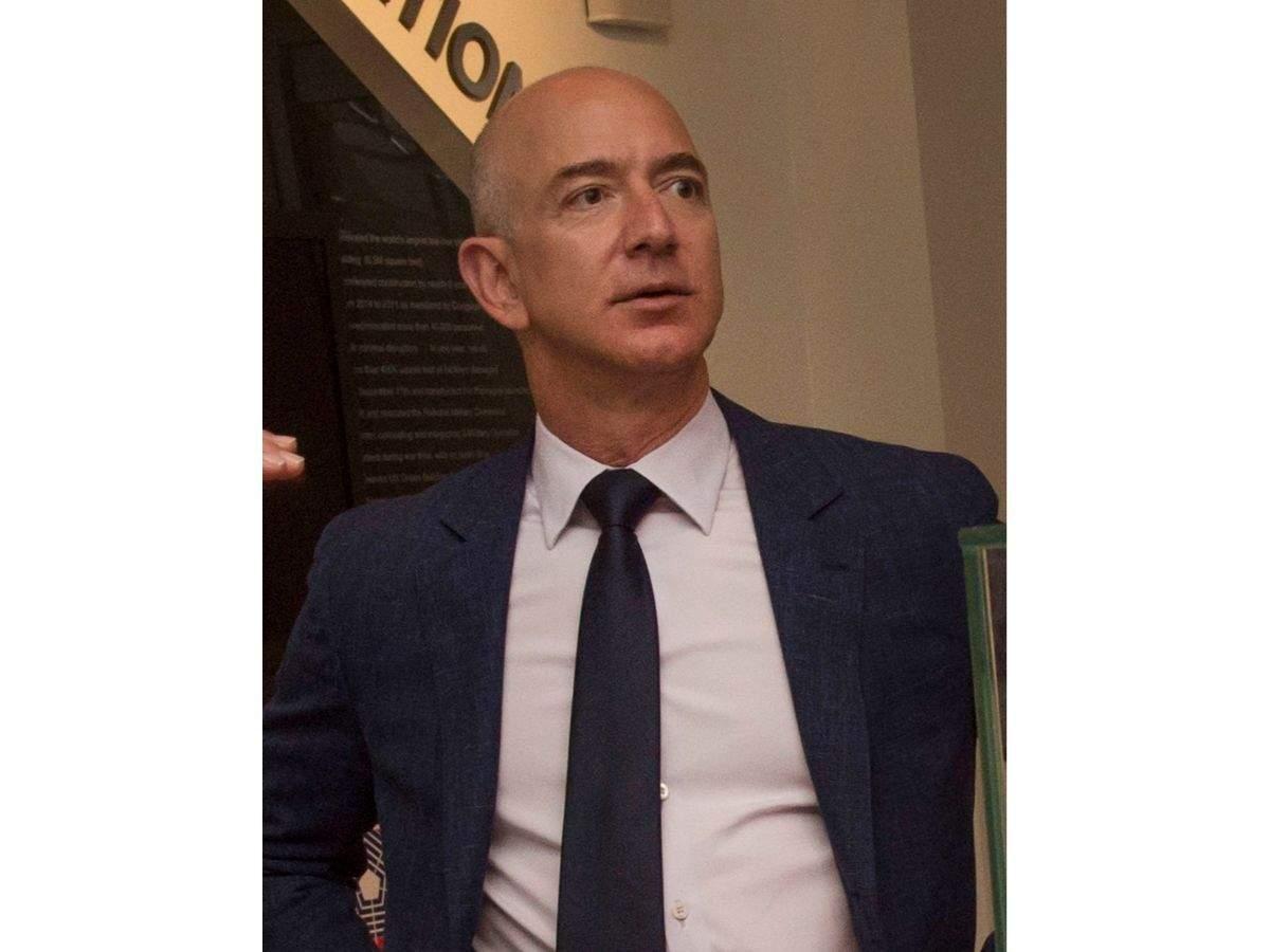 Jeff Bezos: At McDonalds for $2.69 per hour