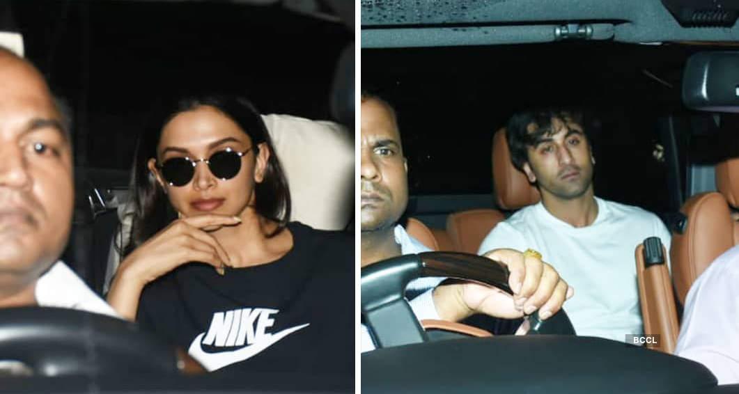 Deepika and ex-boyfriend Ranbir team up with #MeToo accused Luv Ranjan
