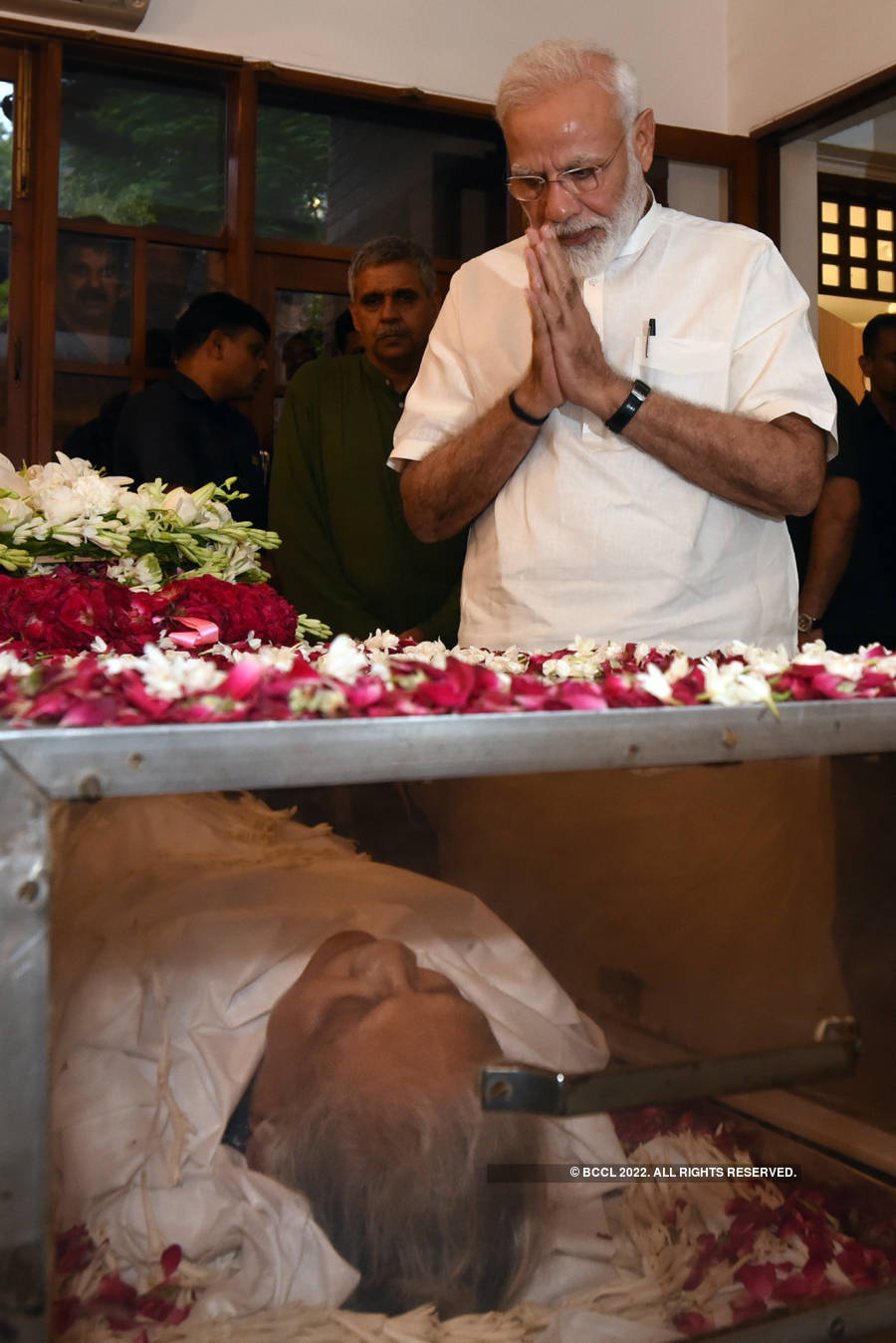 PM Modi, Sonia Gandhi, other leaders pay tribute to Sheila Dikshit