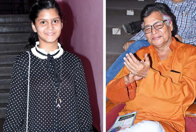 Eva Roy  (L) and Jitendra Mittal    (BCCL/ Vishnu Jaiswal)