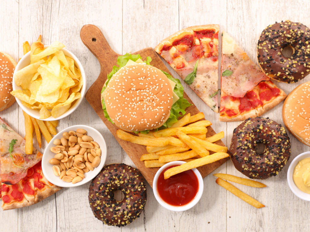 These junk food can cause diabetes