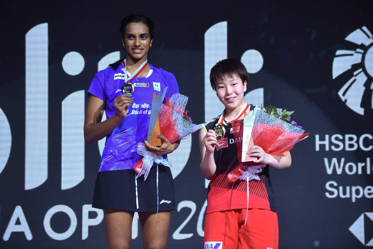 PV Sindhu thrashed at Indonesia Open 2019 final