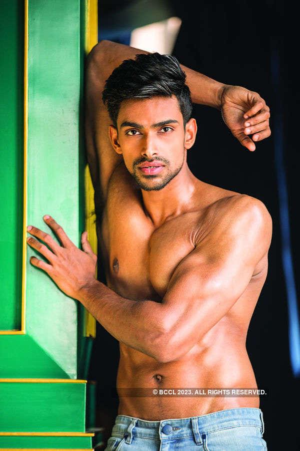 Vishnu Raj Menon Official photoshoot for Mr. World 2019
