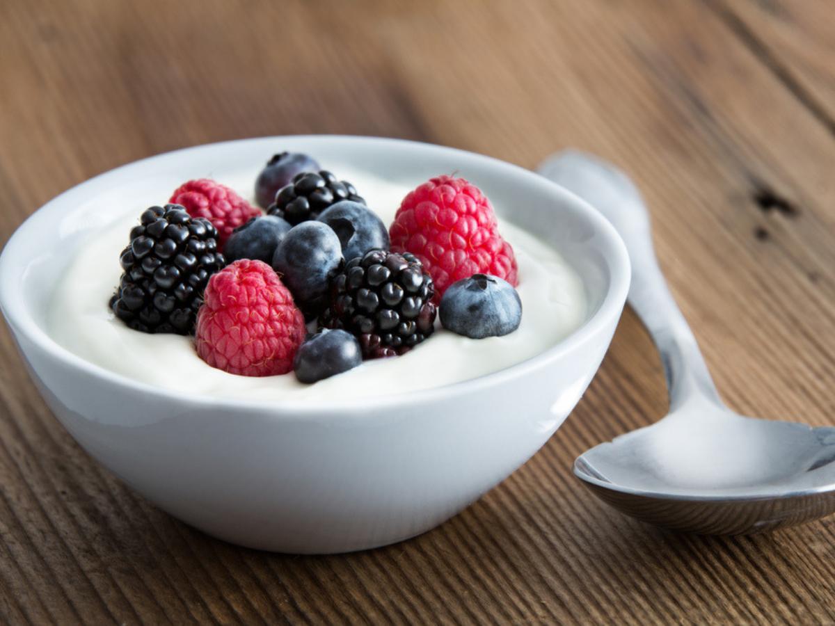 Counting carbs in yogurt