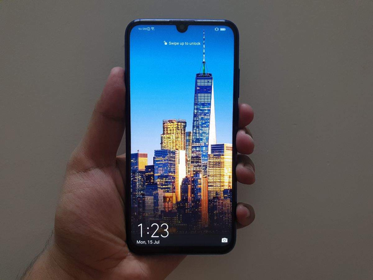 Honor 20i review: An adept all-rounder | Gadgets Now
