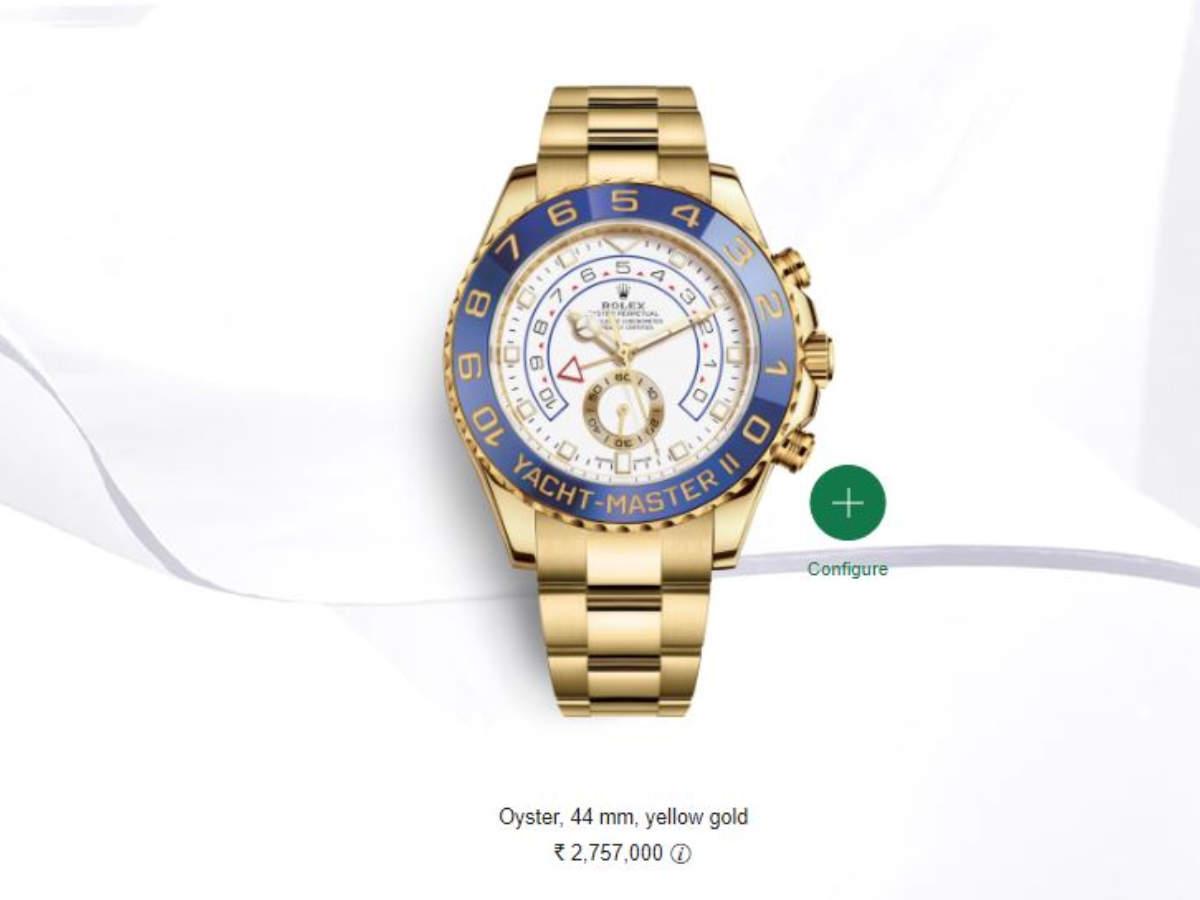 arjun kapoor watch price