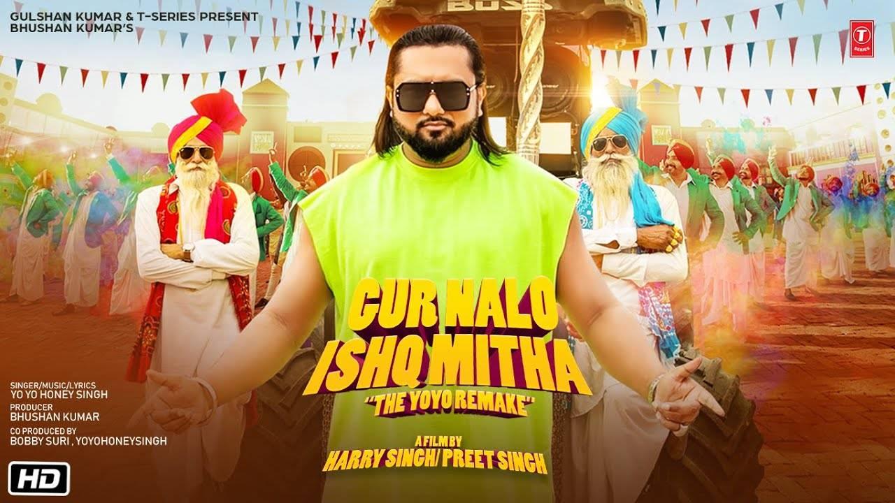 Latest Punjabi Song 'Gur Nalo Ishq Mitha' Sung By Yo Yo Honey Singh