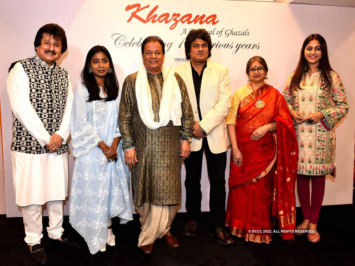 Khazana- A Festival of Ghazals: Press conference