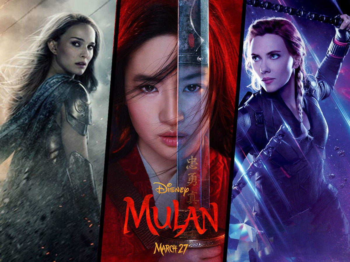 Thor Love And Thunder To Mulan Female Action Heroes