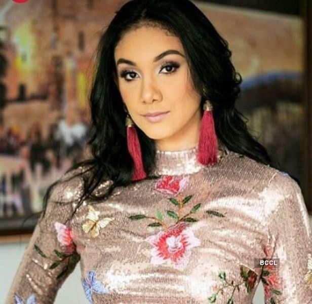 Fátima Mangandi crowned Miss World El Salvador 2019