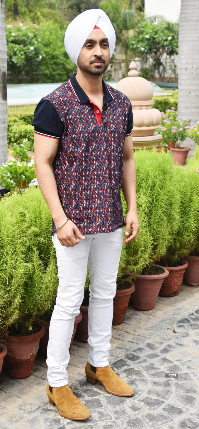 Arjun Patiala: Promotions