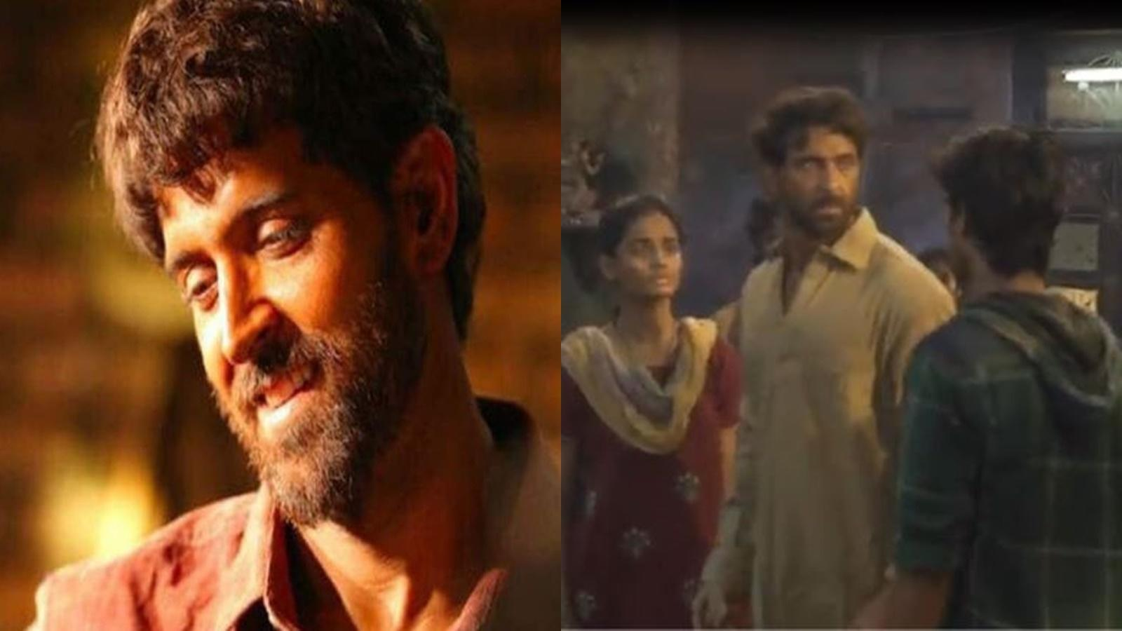 Hrithik Roshan shares the amazing journey of his 'Super 30' students in BTS video