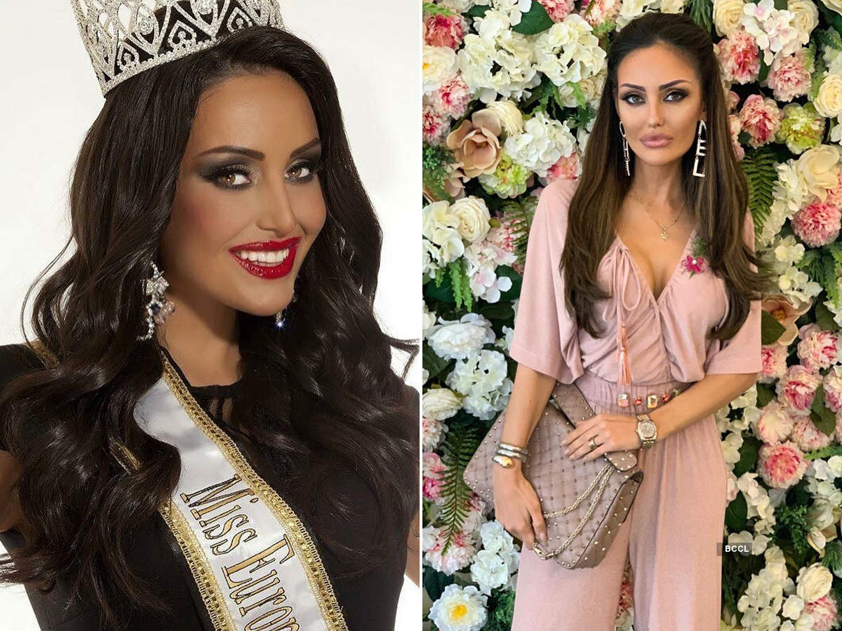 Former beauty queen Dijana Milojkovic dies of womb cancer