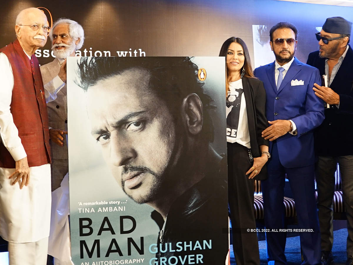 Bad Man: Book launch