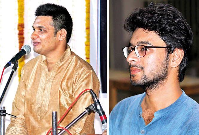 (L) Aditya Khandwe (R) Shashwat (BCCL/ Arvind Kumar)