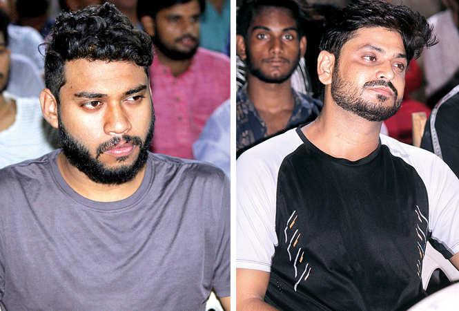 (L) Anupam (R) Arvind Singh (BCCL/ Arvind Kumar)