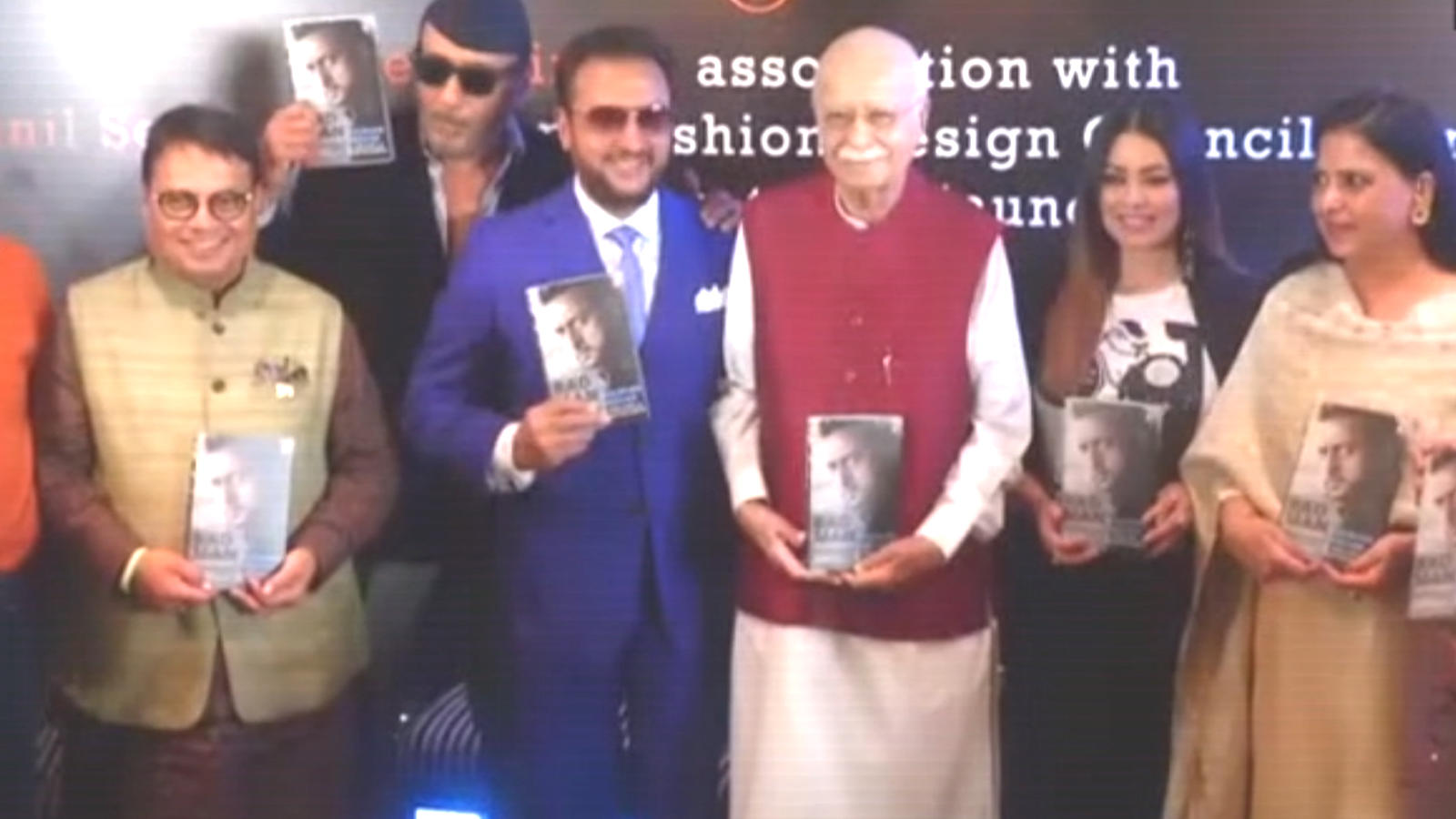 Actor Gulshan Grover's biography unveiled in Delhi