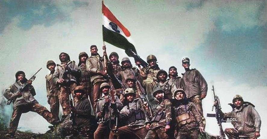 Kargil War: Photos from battleground showcase Indian Army's valour
