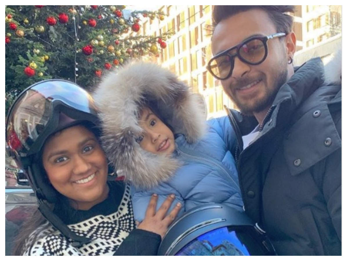 Arpita Khan and Aayush Sharma are expecting their second baby
