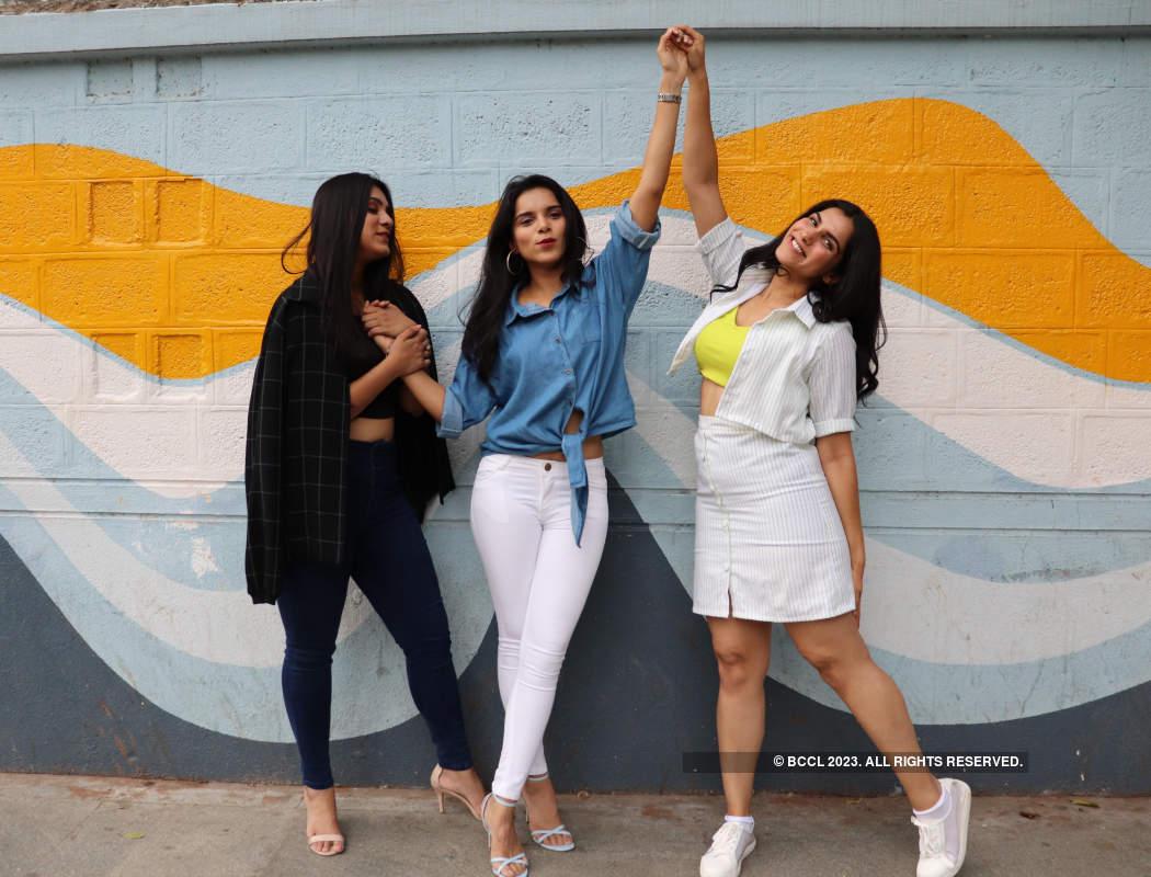 Vijayalakshmi Singh brings her three daughters together for 'Yaana'