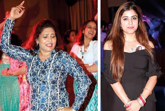 (L) Deepa Gupta (R) Gunja Bhasin (BCCL/ Unmesh Pandey)