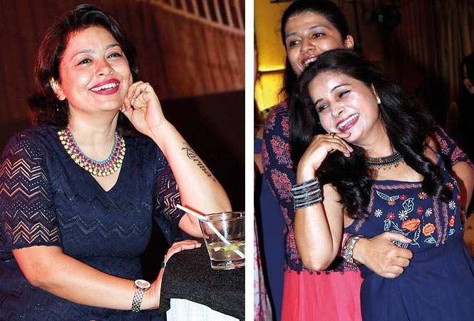 (L) Ritu Wadhwa (R) Sakshi Kapoor and Rakhi Gupta (BCCL/ Unmesh Pandey)
