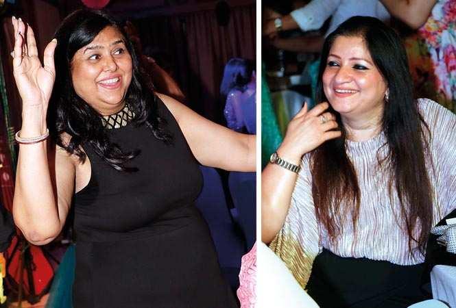 (L) Seema Yadav (R) Sonal Agrawal (BCCL/ Unmesh Pandey)