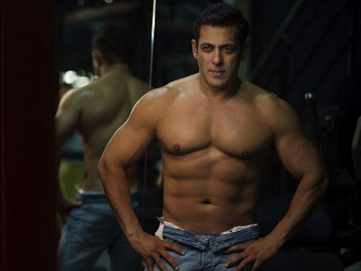 Salman Khan's latest shirtless photo will make you swoon